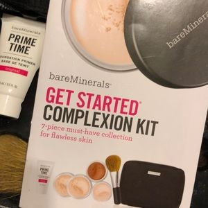 Bare mineral face makeup